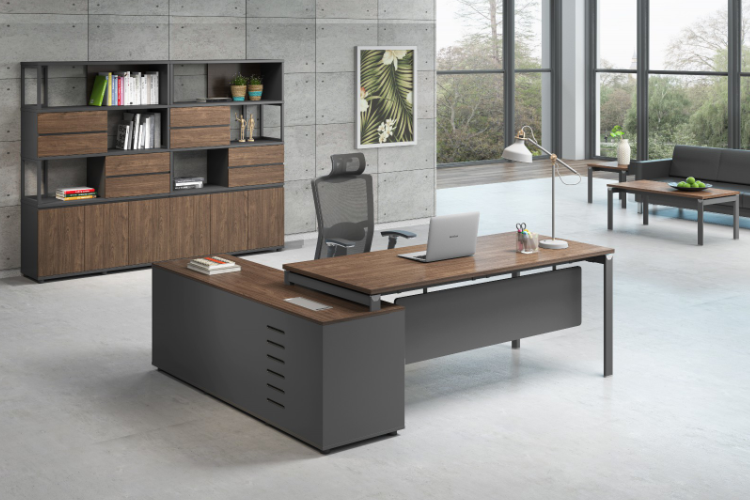 Modern Executive Office Desk Lk